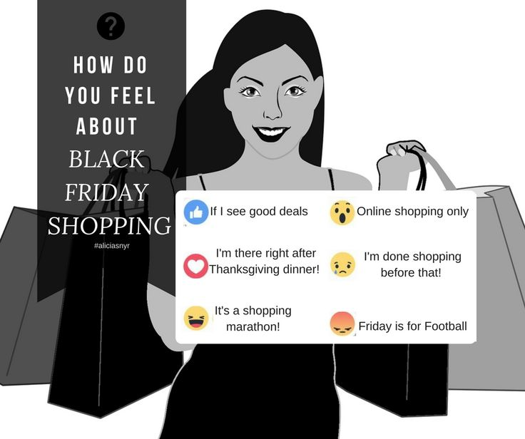 Black Friday facebook post with emoji answers. What type of black friday shopper are you? Interactive post for direct sales. Want to answer it? Join here: https://www.facebook.com/groups/AliciasOrganicVIPs