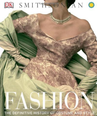 Win 1 of 10 copies of the book Fashion: the Definitive History of Costume & Style. Click through to see how! #fashion #book    @Justina Licata