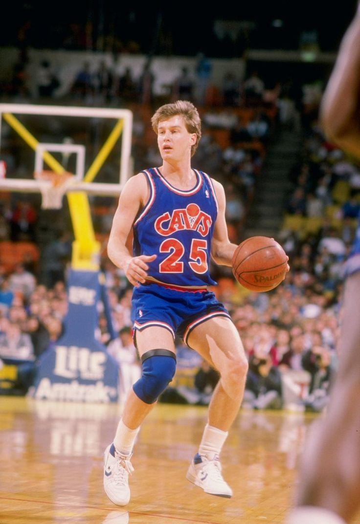 Mark Price (Mark25Price) Cleveland cavaliers basketball