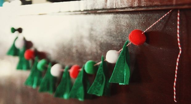 5 ιδέες για χριστουγεννιάτικες χειροτεχνίες