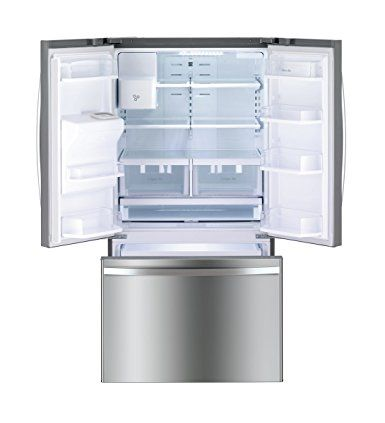 9 best best apartment refrigerator images on pinterest apartment amazon kenmore 73045 256 cuft french door refrigerator with bottom fandeluxe Image collections