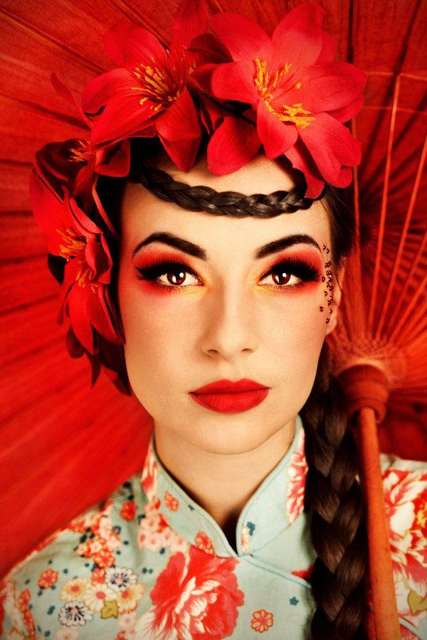 366 best images about Fantasy Costume Make Up on Pinterest ...