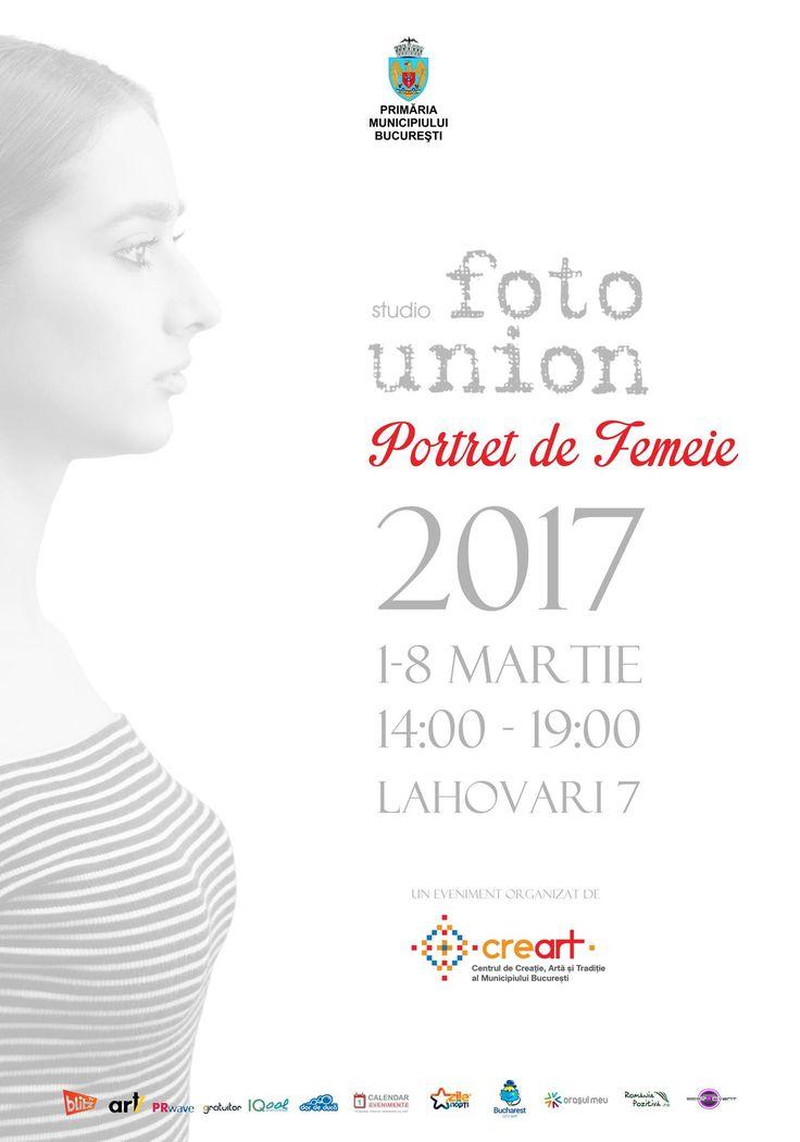 Aseară am fost invitată de Foto Union la o sesiune de fotografie pentru bloggerițe, înainte de începerea sesiunii de fotografie Portret de Femeie 2017.