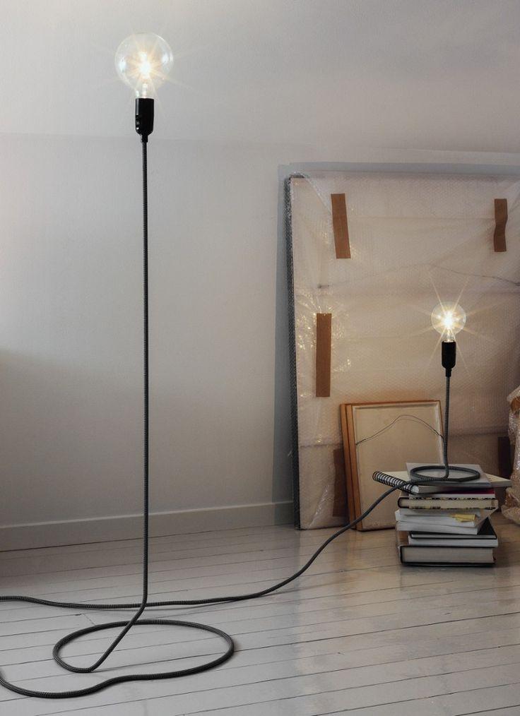 Op zoek naar Design House Stockholm Cord vloerlamp ? Ma t/m za voor 22.00 uur besteld, morgen in huis door PostNL.Gratis retourneren.