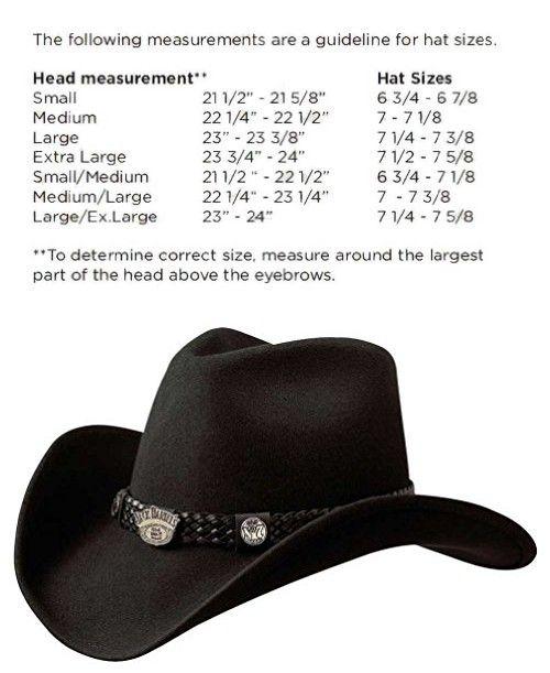5dd3b3ece5c Jack Daniel s Hats Crushable Water Repellent Wool Western Cowboy Hat  (Medium)