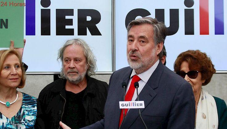 """Alejandro Guillier: """"la derecha no la tiene ganada"""""""