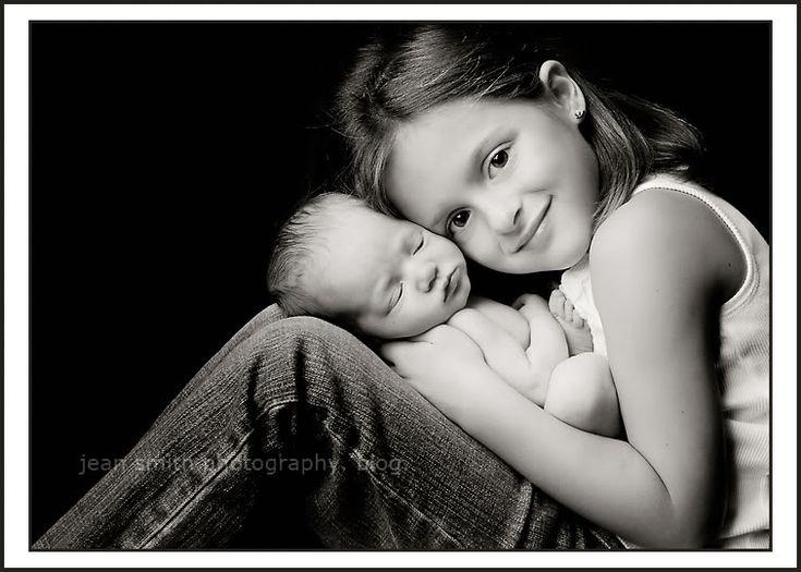 Siblings Newborn picture