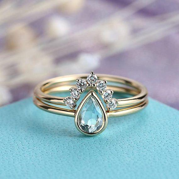 Ring Gold Zierlich