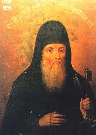 Преподобный Лонгин, вратарь Печерский
