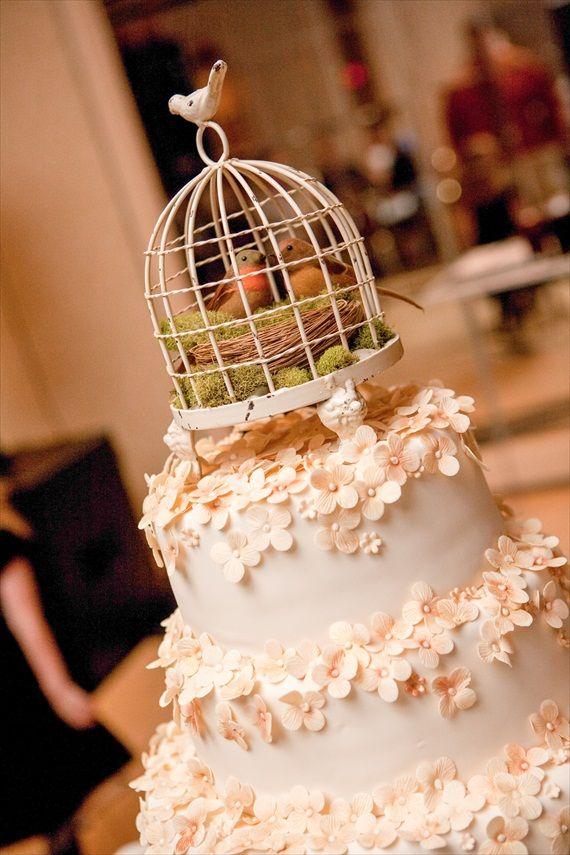 A Vintage Fall Wedding Jennie Kyle Real Weddings Pinterest And Birds