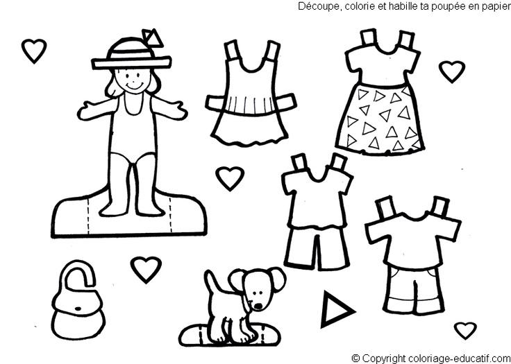 94 best images about aankleedpoppen paper dolls on pinterest coloring pages dress up and. Black Bedroom Furniture Sets. Home Design Ideas