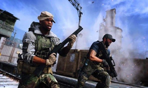 Call Of Duty Modern Warfare Call Of Duty Modern Warfare Vs