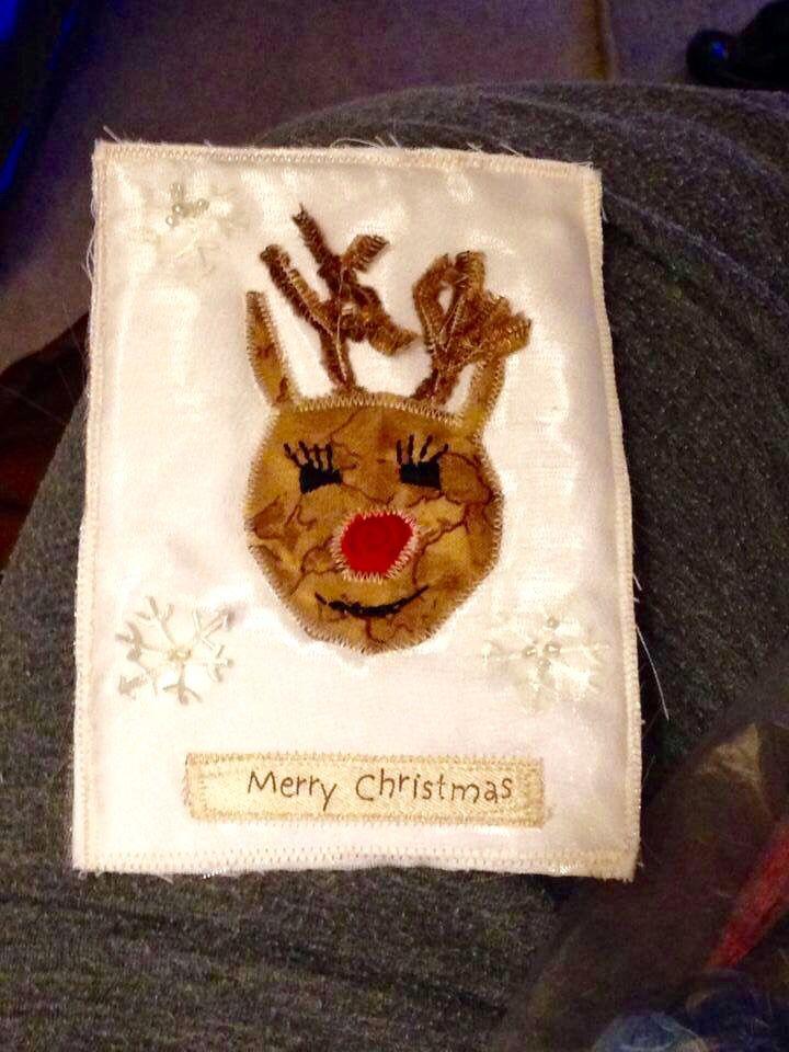 Paula's Christmas card