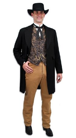 Men's Old West Clothing