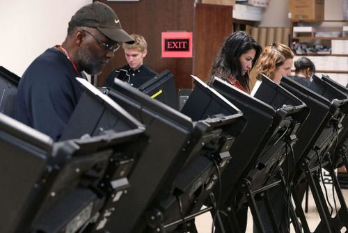 Voting Rights Roundup: Court rules Texas GOP intentionally...