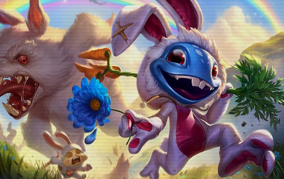 Cottontail Fizz Free Skin Code