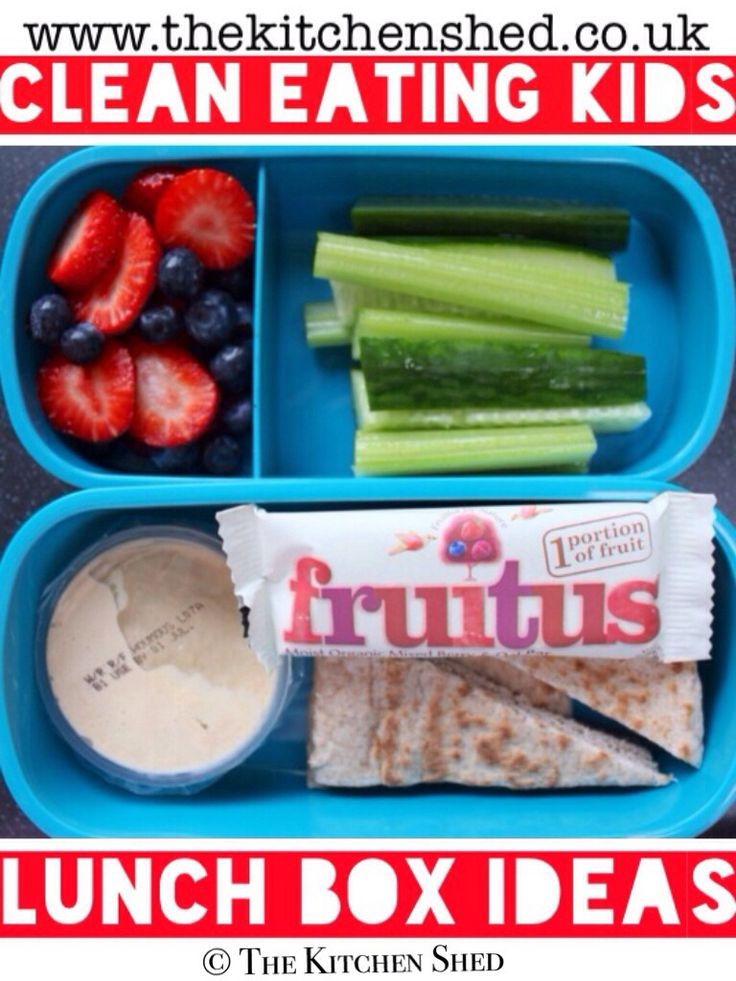 Clean Eating Kids Lunch Box Ideas 4
