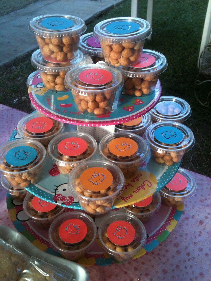 17 best images about mesa de dulces on pinterest mesas - Table de chevet hello kitty ...