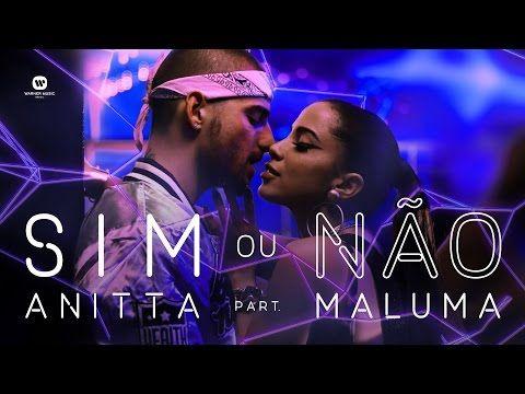Video musicale ufficiale e dettagli per il nuovo singolo di Anitta - Sim ou não ft. Maluma. I due latini si sono uniti per creare un nuovo singolo.