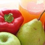 How To Clean Fruit & Vegetables Using Apple Cider Vinegar