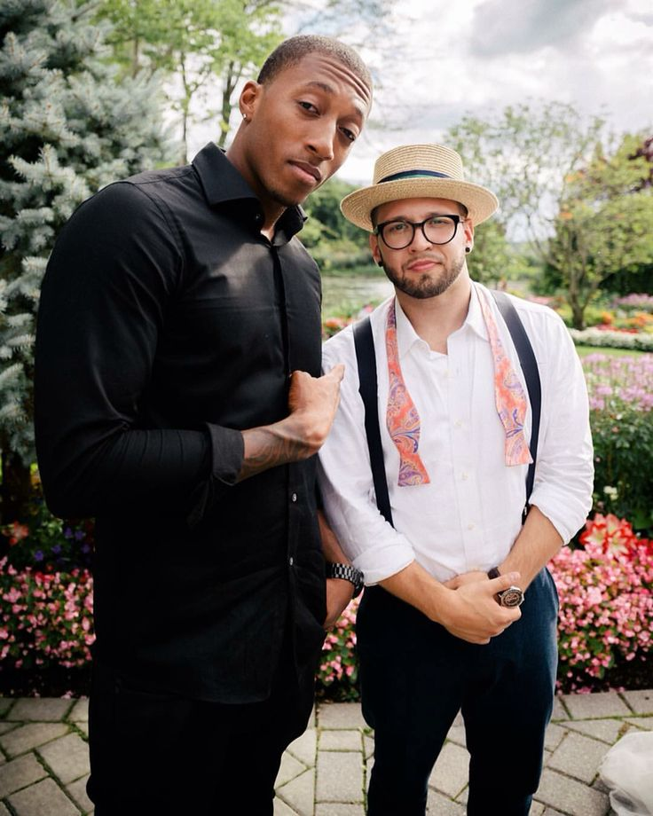 Lecrae and Andy Mineo