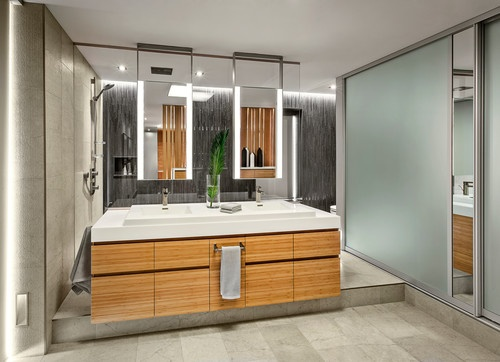 armstrong avenue bathroom toronto taylor smyth architects