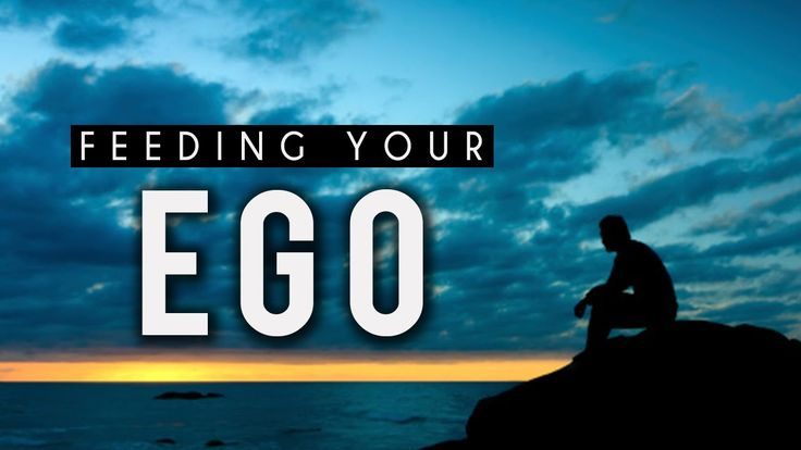 Feeding your ego