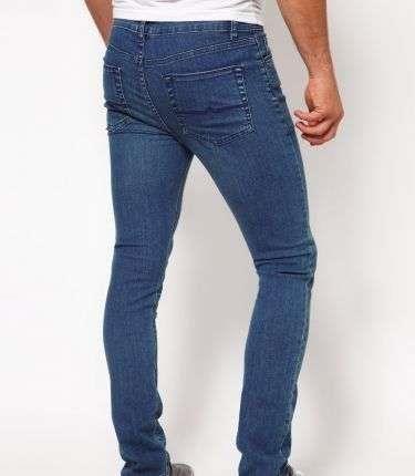 Мужские узкие джинсы москва