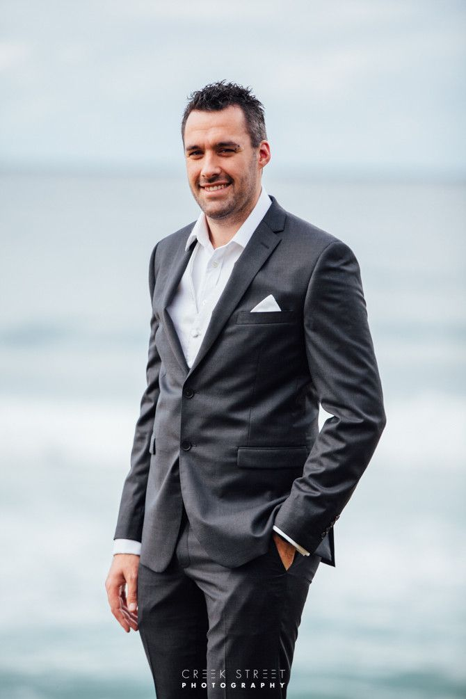 Sydney groom - Byron