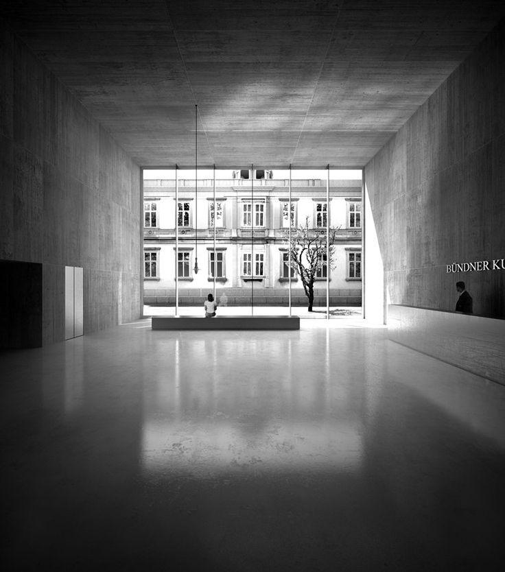 Estudio Barozzi Veiga || Bündner Kunstmuseum extension (Chur, Switzerland) - 2016