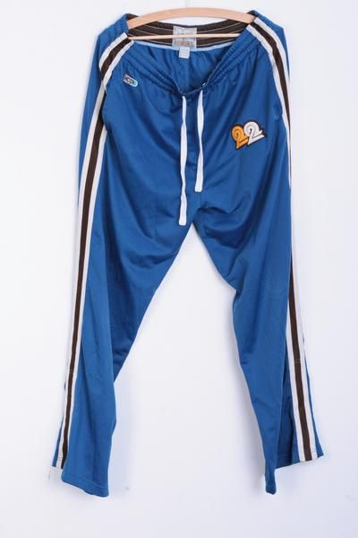 Hollister Mens XL Sweatpants Trousers Blue Sport Tracksuit Top 22 - RetrospectClothes