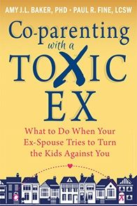 StepMomsAreUs: Co-Parenting with a Toxic Ex - Book Review. My summary of how great this book is for people who are going through a divorce or are in a blended family, it's a must read!