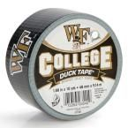 Duck College 1-7/8 in. x 30 ft. Wake Forest University Duct Tape (6-Pack), Multi-Colored