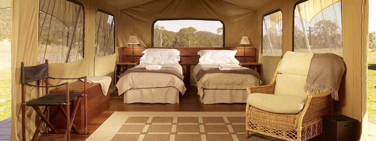 Spicers canopy interior