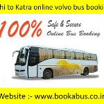Book A Bus provides #delhi to #katra volvo #bus in lowest price http://www.bookabus.co.in/delhi-katra.php