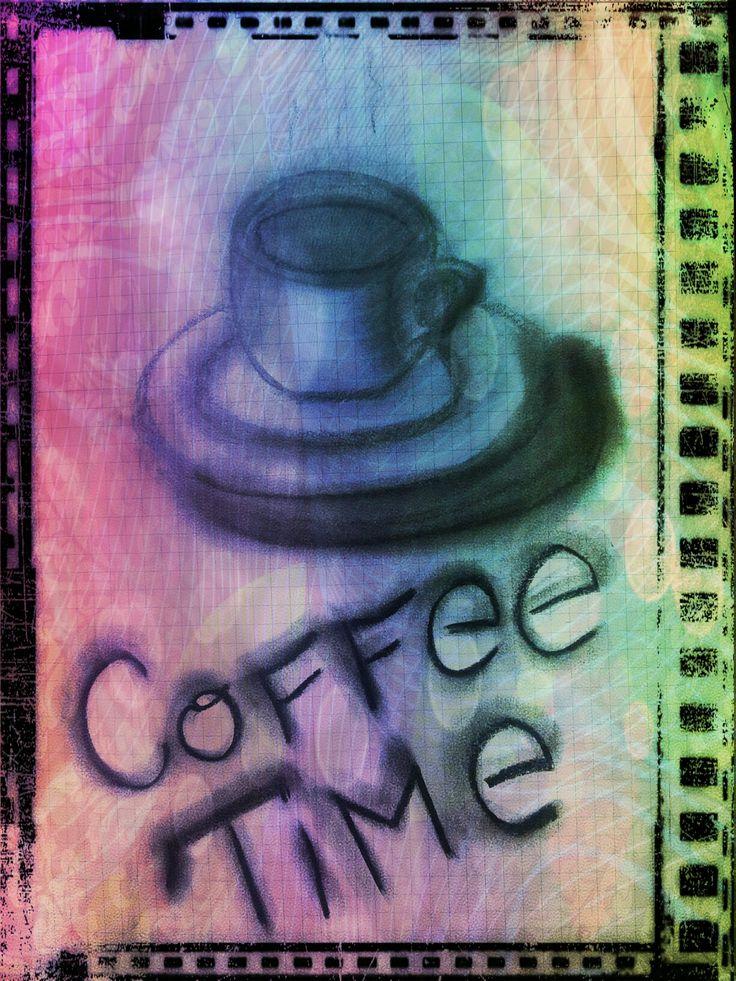 Coffee time by J.Bidix