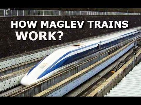 Maglev: Magnetic Levitating Trains