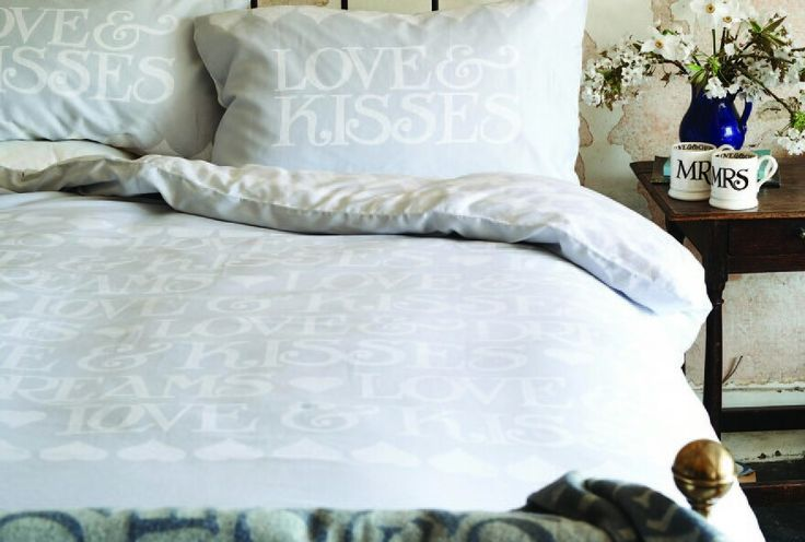 Emma Bridgewater bedding