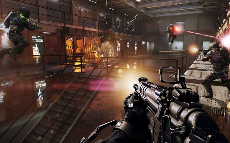 Music to Shoot You By: Taking Beethoven on a Ride-Along in First-Person-Shooter Games - The Daily Beast