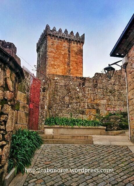 Acabamos de visitar #Melgaço, #portugal