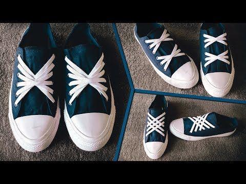 6eaccc00d22d69 3 Beautiful ways to tie Shoe Laces