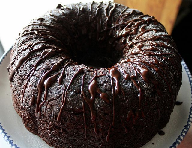 It is very moist and delicious. Too much #Chocolate cake is simple to make yet very good. Enjoy!