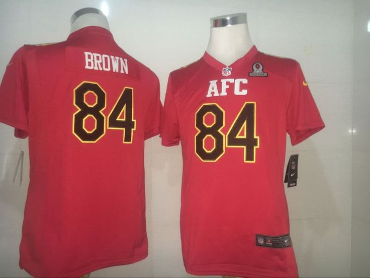 antonio brown pro bowl jersey