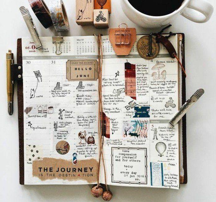 Les 25 meilleures id es de la cat gorie d corer cahier sur for Idee emploi