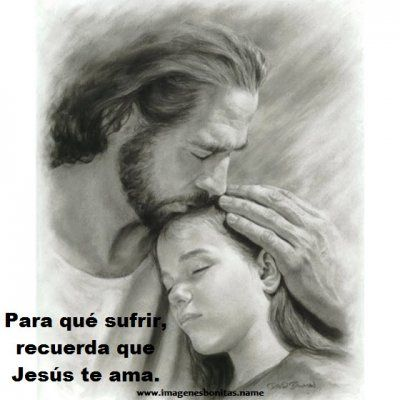Imagenes De Jesus Para Facebook: Jesus Te Ama