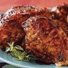 Slow Cooker Tangy Heinz 57 Sauce Chicken