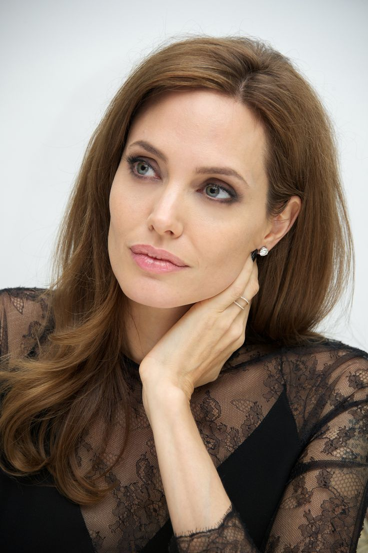 Angelina Jolie does it from time to time!