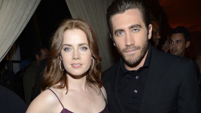 Amy Adams, Jake Gyllenhaal in Talks
