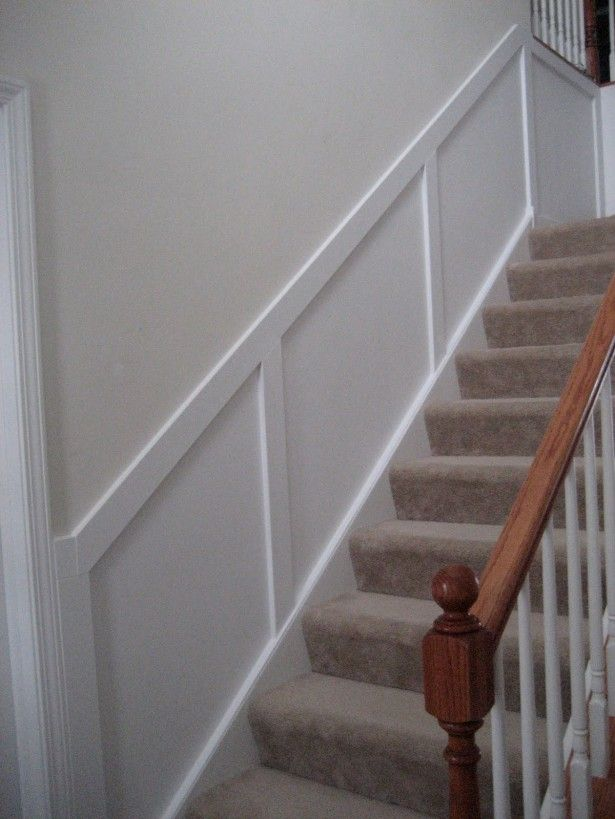 Best 25 Wainscoting Stairs Ideas On Pinterest Stairway