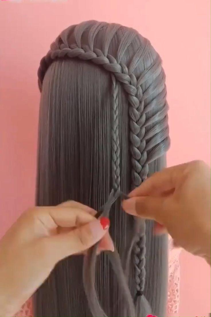 Schöne & Kreative Frisuren